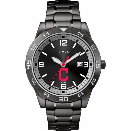 TIMEX クリーブランド インディアンズ ウォッチ 時計 腕時計 メンズ腕時計 ユニセックス 【 Cleveland Indians Acclaim Watch 】 Color