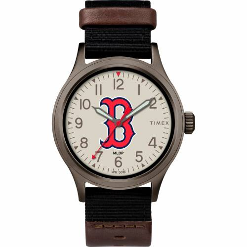 TIMEX タイメックス ボストン 赤 レッド ウォッチ 時計 【 RED WATCH TIMEX BOSTON SOX CLUTCH COLOR 】 腕時計 メンズ腕時計