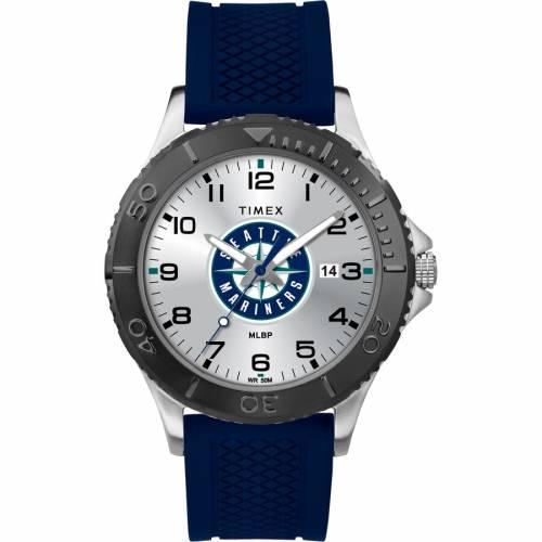 TIMEX タイメックス シアトル マリナーズ ウォッチ 時計 【 WATCH TIMEX SEATTLE MARINERS GAMER COLOR 】 腕時計 メンズ腕時計