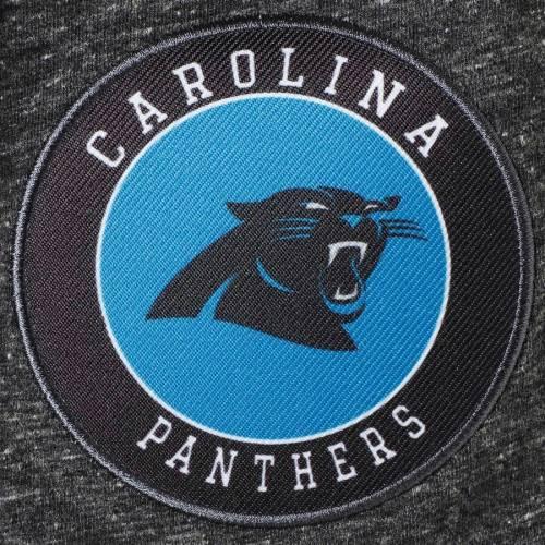 CONCEPTS SPORT カロライナ パンサーズ ニット ショーツ ハーフパンツ チャコール メンズファッション ズボン パンツ メンズ 【 Carolina Panthers Pitch Knit Shorts - Charcoal 】 Charcoal