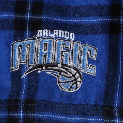 CONCEPTS SPORT オーランド マジック ショーツ ハーフパンツ インナー 下着 ナイトウエア メンズ 【 Orlando Magic Homestretch Flannel Boxer Shorts - Royal 】 Royal