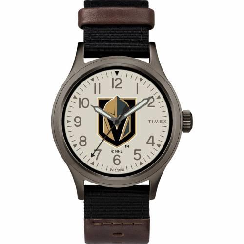 TIMEX ウォッチ 時計 腕時計 メンズ腕時計 ユニセックス 【 Vegas Golden Knights Clutch Watch 】 Color