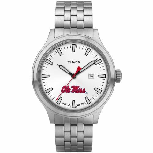 TIMEX タイメックス ウォッチ 時計 【 WATCH TIMEX OLE MISS REBELS TOP BRASS COLOR 】 腕時計 メンズ腕時計