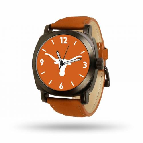 SPARO テキサス 茶 ブラウン ストラップ ウォッチ 時計 【 BROWN WATCH SPARO TEXAS LONGHORNS STRAP COLOR 】 腕時計 メンズ腕時計