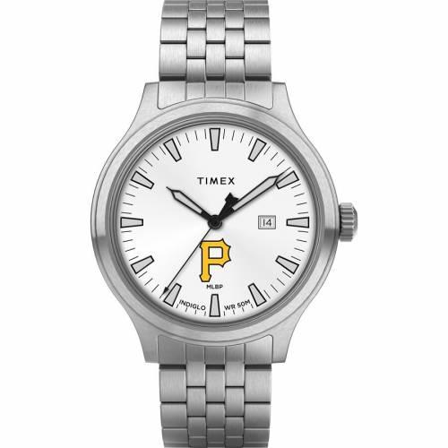 TIMEX タイメックス ピッツバーグ 海賊団 ウォッチ 時計 【 WATCH TIMEX PITTSBURGH PIRATES TOP BRASS COLOR 】 腕時計 メンズ腕時計