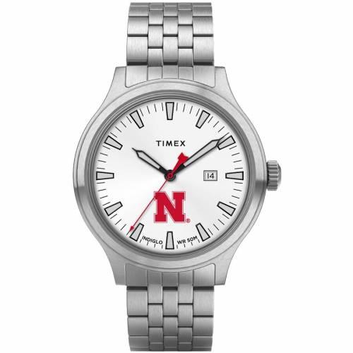 TIMEX タイメックス ウォッチ 時計 【 WATCH TIMEX NEBRASKA CORNHUSKERS TOP BRASS COLOR 】 腕時計 メンズ腕時計