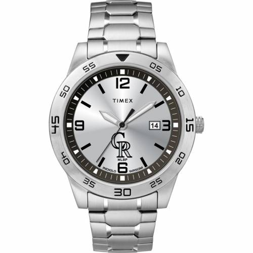 TIMEX タイメックス コロラド ロッキーズ ウォッチ 時計 【 WATCH TIMEX COLORADO ROCKIES CITATION COLOR 】 腕時計 メンズ腕時計