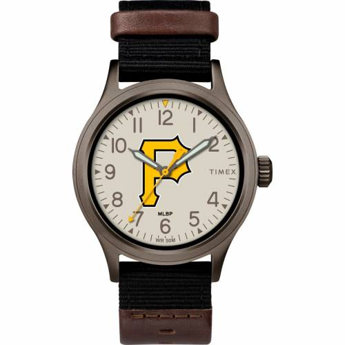 TIMEX タイメックス ピッツバーグ 海賊団 ウォッチ 時計 【 WATCH TIMEX PITTSBURGH PIRATES CLUTCH COLOR 】 腕時計 メンズ腕時計