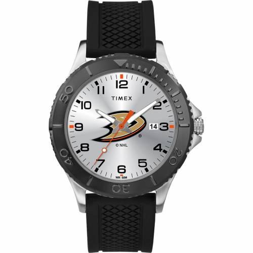 TIMEX タイメックス ウォッチ 時計 【 WATCH TIMEX ANAHEIM DUCKS GAMER COLOR 】 腕時計 メンズ腕時計