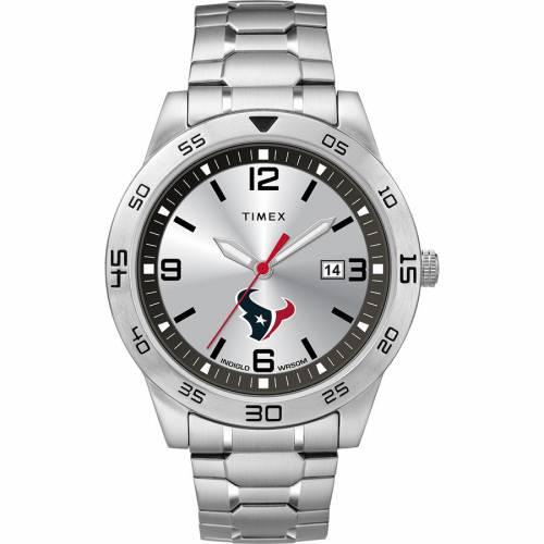 TIMEX タイメックス ヒューストン テキサンズ ウォッチ 時計 【 WATCH TIMEX HOUSTON TEXANS CITATION COLOR 】 腕時計 メンズ腕時計
