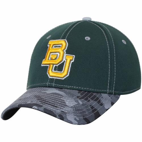FANATICS BRANDED ベイラー ベアーズ モダン 緑 グリーン バッグ キャップ 帽子 メンズキャップ メンズ 【 Baylor Bears Modern Camo Adjustable Hat - Green 】 Green