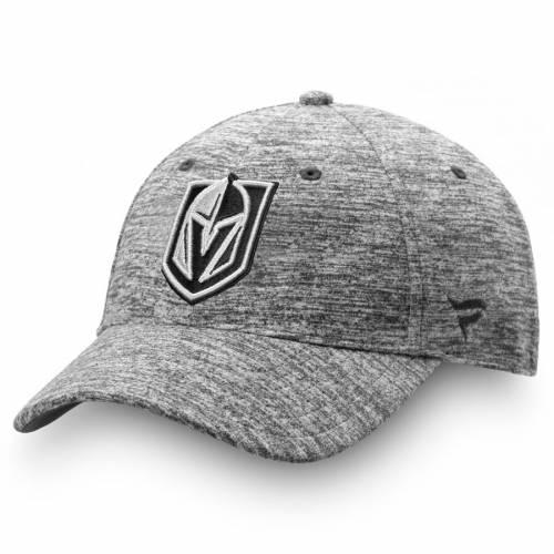 FANATICS BRANDED オーセンティック プロ 黒 ブラック バッグ キャップ 帽子 メンズキャップ メンズ 【 Vegas Golden Knights Authentic Pro Clutch Adjustable Hat - Black 】 Black