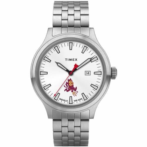TIMEX タイメックス アリゾナ スケートボード ウォッチ 時計 【 STATE WATCH TIMEX ARIZONA SUN DEVILS TOP BRASS COLOR 】 腕時計 メンズ腕時計