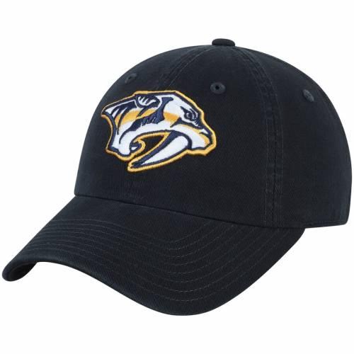 AMERICAN NEEDLE 青 ブルー 紺 ネイビー バッグ キャップ 帽子 メンズキャップ メンズ 【 Nashville Predators Blue Line Slouch Adjustable Hat - Navy 】 Navy