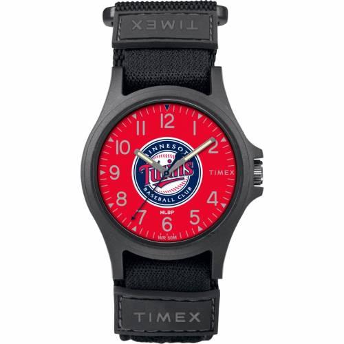TIMEX タイメックス ミネソタ ツインズ ウォッチ 時計 【 WATCH TIMEX MINNESOTA TWINS PRIDE COLOR 】 腕時計 メンズ腕時計