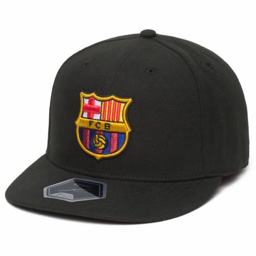 FI COLLECTION コレクション 黒色 ブラック 【 FI COLLECTION BARCELONA DAWN FITTED HAT BLACK 】 バッグ  キャップ 帽子 メンズキャップ 帽子