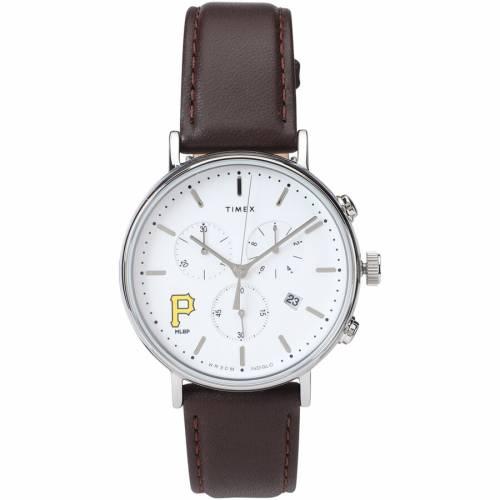 TIMEX タイメックス ピッツバーグ 海賊団 ジェネラル ウォッチ 時計 【 WATCH TIMEX PITTSBURGH PIRATES GENERAL MANAGER COLOR 】 腕時計 メンズ腕時計