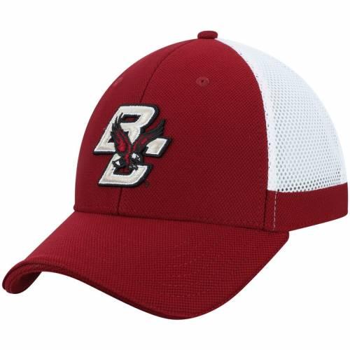 アンダーアーマー UNDER ARMOUR ボストン カレッジ イーグルス チーム ロゴ サイドライン バッグ キャップ 帽子 メンズキャップ メンズ 【 Boston College Eagles Team Logo Sideline Blitzing Accent Adjustabl