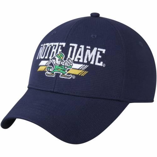 アンダーアーマー UNDER ARMOUR 紺 ネイビー バッグ キャップ 帽子 メンズキャップ メンズ 【 Notre Dame Fighting Irish Airvent Structured Flex Hat - Navy 】 Navy