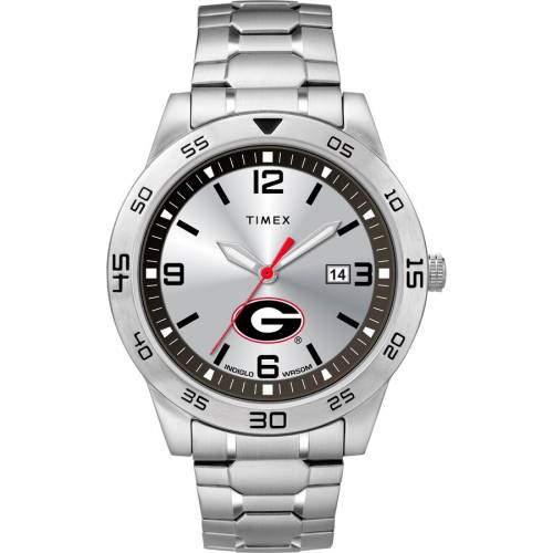 TIMEX タイメックス 【 GEORGIA BULLDOGS CITATION WATCH COLOR 】 腕時計 メンズ腕時計 送料無料