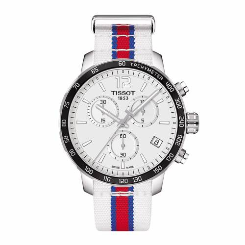 TISSOT クリッパーズ スペシャル ウォッチ 時計 【 SPECIAL WATCH TISSOT LA CLIPPERS QUICKSTER EDITION COLOR 】 腕時計 メンズ腕時計