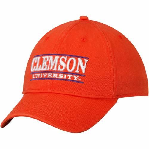 THE GAME タイガース クラシック 紫 パープル バッグ キャップ 帽子 メンズキャップ メンズ 【 Clemson Tigers Classic Bar Unstructured Adjustable Hat - Purple 】 Orange