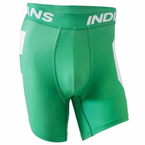 CONCEPTS SPORT クリーブランド インディアンズ 緑 グリーン ST. PATRICK'S 【 GREEN CONCEPTS SPORT CLEVELAND INDIANS DAY BOXERS 】 インナー 下着 ナイトウエア メンズ