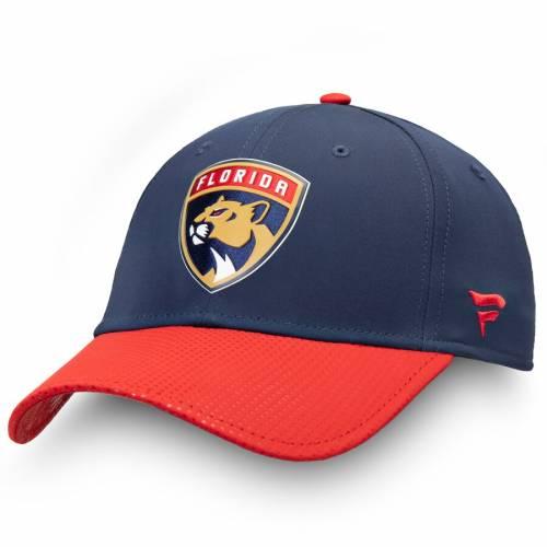 FANATICS BRANDED フロリダ パンサーズ 紺 ネイビー バッグ キャップ 帽子 メンズキャップ メンズ 【 Florida Panthers 2019 Nhl Draft Flex Hat - Navy 】 Navy