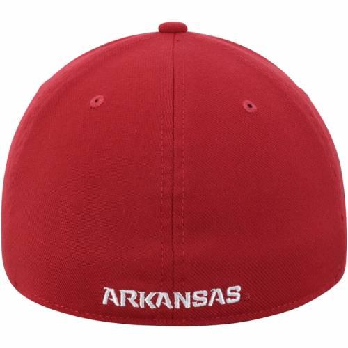 ナイキ NIKE クラシック ロゴ スウッシュ スウォッシュ バッグ キャップ 帽子 メンズキャップ メンズ 【 Arkansas Razorbacks Classic Logo 99 Swoosh Flex Hat - Crimson 】 Crimson
