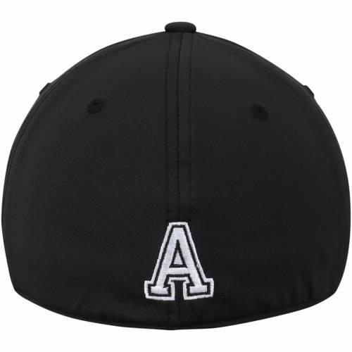 TOP OF THE WORLD 黒 ブラック バッグ キャップ 帽子 メンズキャップ メンズ 【 Army Black Knights Tension Flex Hat - Black 】 Black