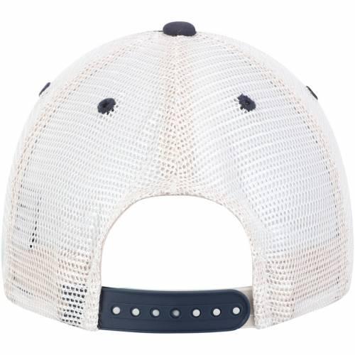 ZEPHYR コネチカット トラッカー スナップバック バッグ キャップ 帽子 メンズキャップ メンズ 【 Uconn Huskies Vista Trucker Snapback Hat - Navy/cream 】 Navy/cream