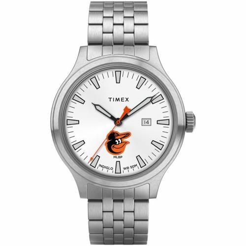 TIMEX タイメックス ボルティモア オリオールズ ウォッチ 時計 【 WATCH TIMEX BALTIMORE ORIOLES TOP BRASS COLOR 】 腕時計 メンズ腕時計