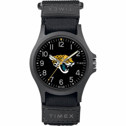 TIMEX タイメックス ジャクソンビル ジャガース ウォッチ 時計 【 WATCH TIMEX JACKSONVILLE JAGUARS PRIDE COLOR 】 腕時計 メンズ腕時計