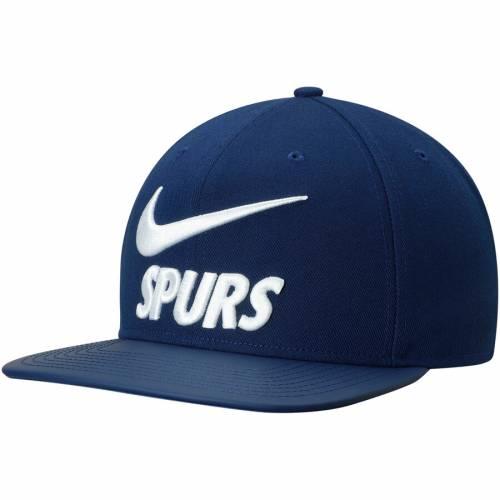 ナイキ NIKE プロ スナップバック バッグ 青 ブルー キャップ 帽子 メンズキャップ メンズ 【 Tottenham Hotspur Pro Pride Snapback Adjustable Hat - Blue 】 Blue