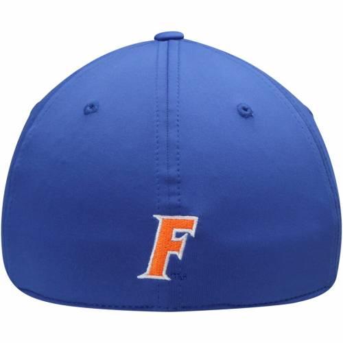 TOP OF THE WORLD フロリダ バッグ キャップ 帽子 メンズキャップ メンズ 【 Florida Gators Break Flex Hat - Royal 】 Royal