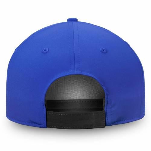 FANATICS BRANDED インパクト バッグ キャップ 帽子 メンズキャップ メンズ 【 Montreal Impact Iconic Adjustable Hat - Blue/black 】 Blue/black