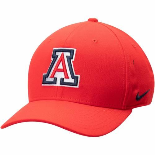 ナイキ NIKE アリゾナ クラシック ロゴ スウッシュ スウォッシュ パフォーマンス 赤 レッド バッグ キャップ 帽子 メンズキャップ メンズ 【 Arizona Wildcats Classic Logo 99 Swoosh Performance Flex Hat