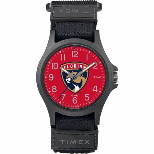 TIMEX タイメックス フロリダ パンサーズ ウォッチ 時計 【 WATCH TIMEX FLORIDA PANTHERS PRIDE COLOR 】 腕時計 メンズ腕時計