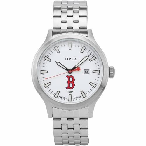 TIMEX タイメックス ボストン 赤 レッド ウォッチ 時計 【 RED WATCH TIMEX BOSTON SOX TOP BRASS COLOR 】 腕時計 メンズ腕時計