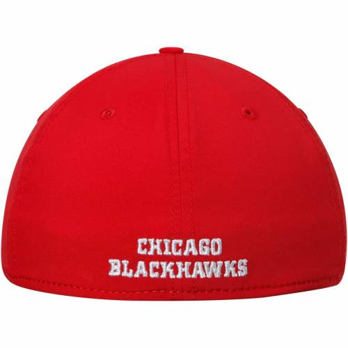 FANATICS BRANDED シカゴ コア スピード 赤 レッド バッグ キャップ 帽子 メンズキャップ メンズ 【 Chicago Blackhawks Elevated Core Speed Stretch Fit Ii Flex Hat - Red 】 Red