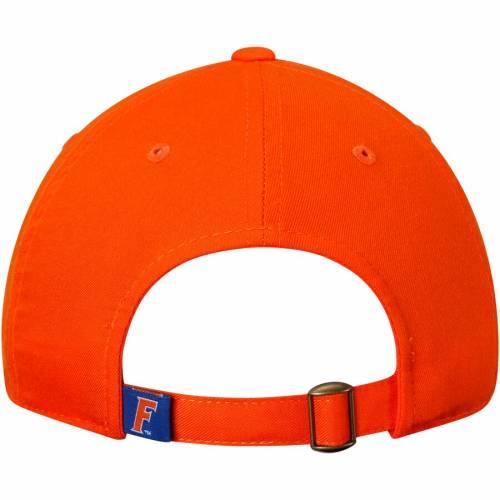 TOP OF THE WORLD フロリダ ロゴ 橙 オレンジ バッグ キャップ 帽子 メンズキャップ メンズ 【 Florida Gators Primary Logo Staple Adjustable Hat - Orange 】 Orange