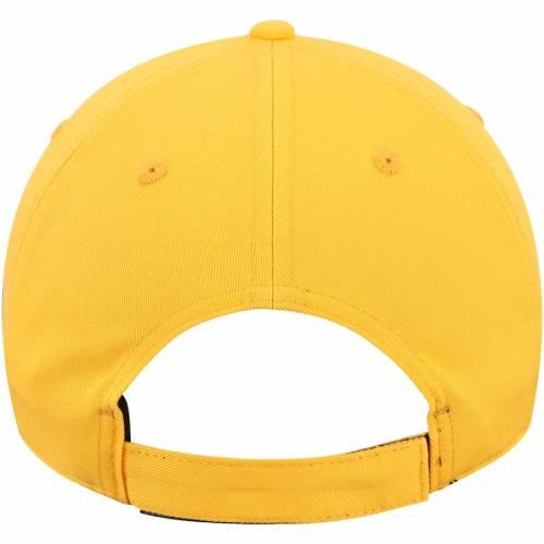 アディダス ADIDAS ピッツバーグ バッグ キャップ 帽子 メンズキャップ メンズ 【 Pittsburgh Penguins Culture Cross Fader Adjustable Hat - Gold 】 Gold
