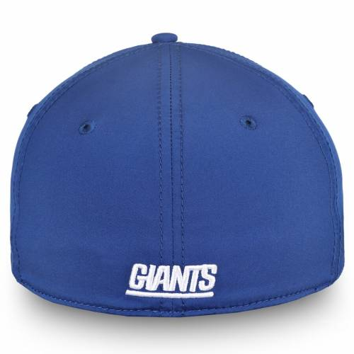 NFL PRO LINE BY FANATICS BRANDED ジャイアンツ コア バッグ キャップ 帽子 メンズキャップ メンズ 【 New York Giants Elevated Core Agile Flex Hat - Royal 】 Royal