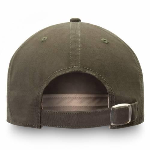 FANATICS BRANDED ミネソタ ワイルド モダン オリーブ バッグ キャップ 帽子 メンズキャップ メンズ 【 Minnesota Wild Modern Utility Slouch Adjustable Hat - Olive 】 Olive