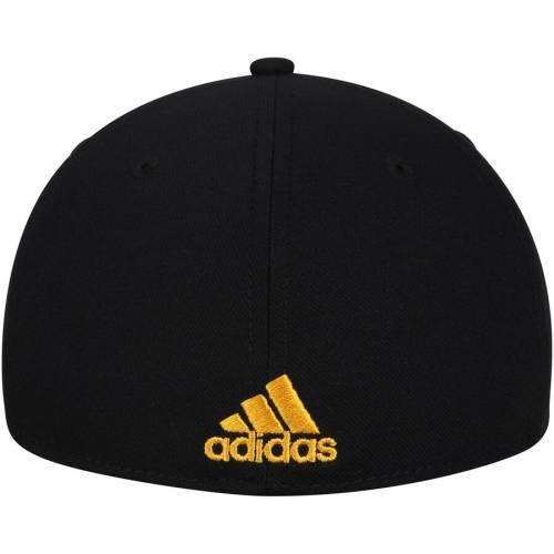 アディダス ADIDAS ピッツバーグ 黒 ブラック バッグ キャップ 帽子 メンズキャップ メンズ 【 Pittsburgh Penguins Basic Two-tone Fitted Hat - Black 】 Black