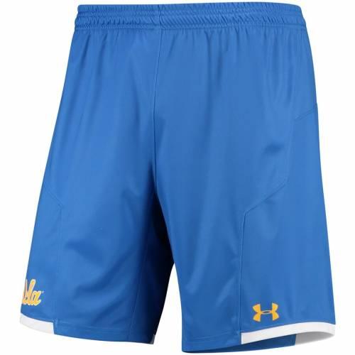 アンダーアーマー UNDER ARMOUR サッカー ショーツ ハーフパンツ 青 ブルー メンズファッション ズボン パンツ メンズ 【 Ucla Bruins 2017 Replica Soccer Shorts - Blue 】 Blue