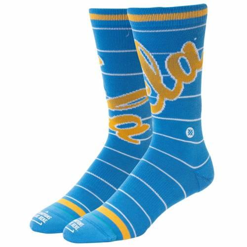 スタンス STANCE ソックス 靴下 インナー 下着 ナイトウエア メンズ 下 レッグ 【 Ucla Bruins Local Verbiage Socks 】 Color