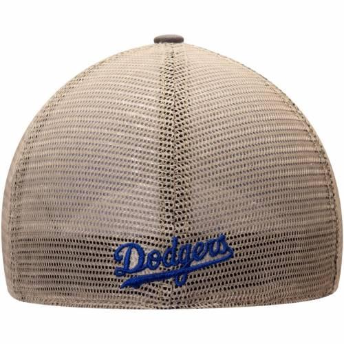 '47 ドジャース フランチャイズ トラッカー バッグ キャップ 帽子 メンズキャップ メンズ 【 Los Angeles Dodgers Franchise Trucker Hat - Gray/natural 】 Gray/natural