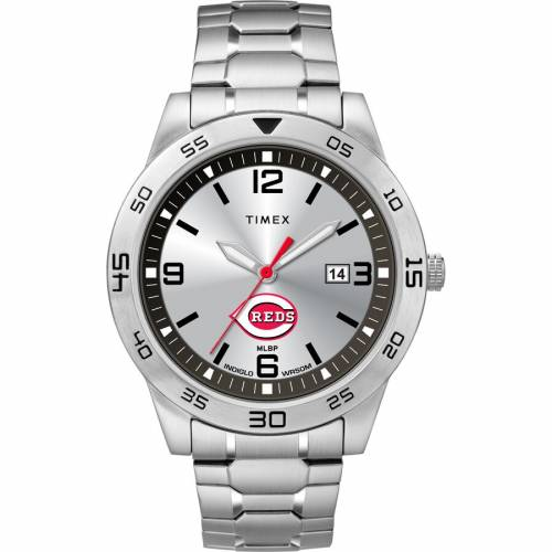 TIMEX タイメックス シンシナティ レッズ ウォッチ 時計 【 WATCH TIMEX CINCINNATI REDS CITATION COLOR 】 腕時計 メンズ腕時計