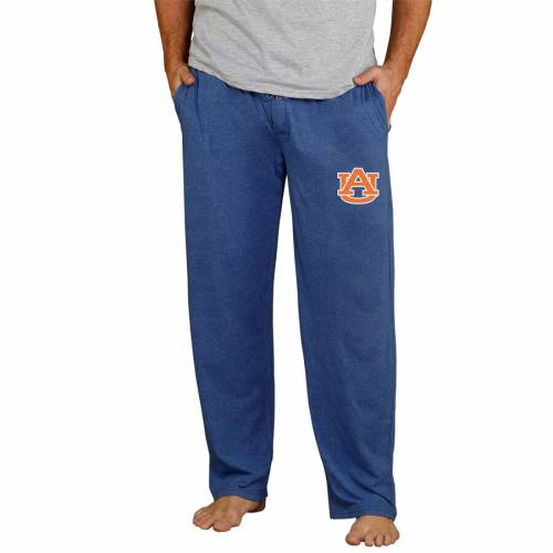 CONCEPTS SPORT タイガース ニット チャコール インナー 下着 ナイトウエア メンズ ナイト ルーム パジャマ 【 Auburn Tigers Quest Knit Pants - Charcoal 】 Navy